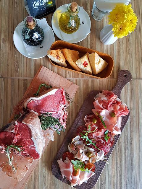 【雪隆美食】Sapore @ Ampang 推出新菜单之意大利烤乳猪+独特干式熟成牛排!