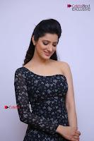 Telugu Actress Richa Panai Stills in One Shoulder Floral Long Dress at Rakshaka Bhatudu Movie Interview  0058.JPG