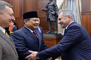Prabowo Meets Sheigo In Russia, This Is Discussed