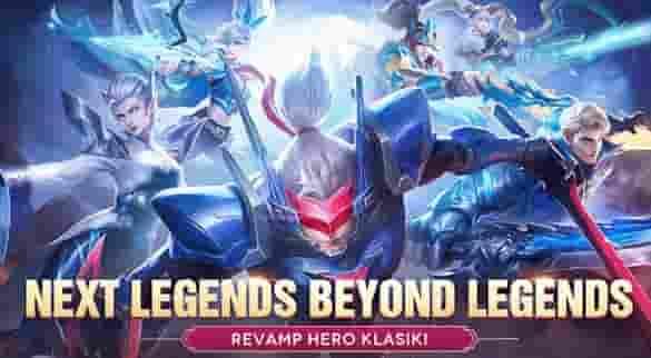 Mobile Legends Mod APK Unlimited Diamond