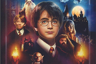 Harry Potter and the Philosopher's Stone: 20 years of Harry Potter 4K Ultra HD Blu-ray steelbook (NL)