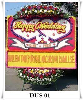 Karangan Bunga Special Pernikahan Di Rawa Mekar Jaya