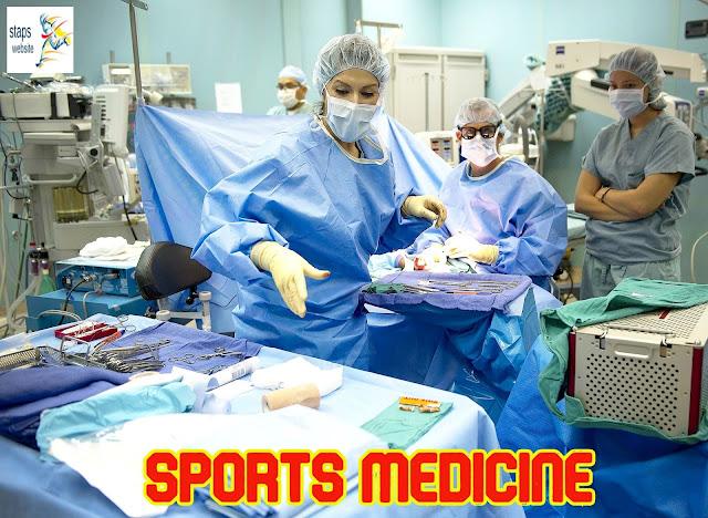 الطب الرياضي وأهميته في علاج إصابات الملاعب