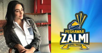 Ertugrul star Esra Bilgic to become Peshawar Zalmi brand ambassador