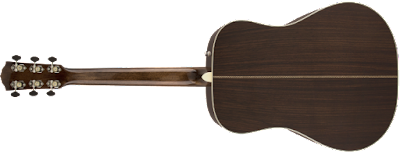 Guitar Fender PM-1 Deluxe Dreadnought, Natural