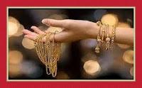 Interpretation of a dream about wearing gold, a divorced woman