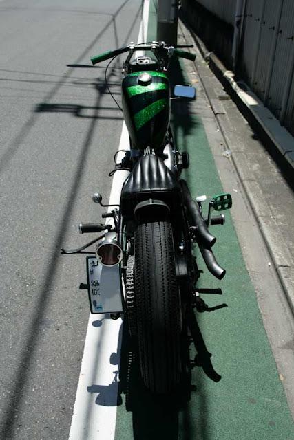 Harley Davidson Shovelhead By TT & Company Hell Kustom