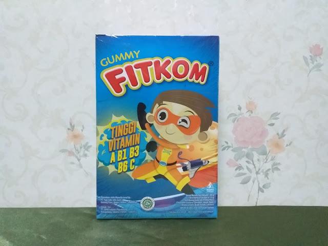 FITKOM GUMMY CHEW TAB