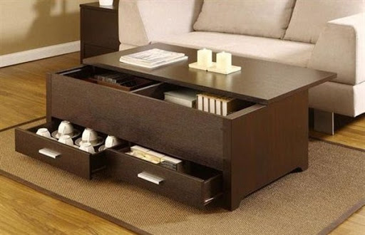 20 Best Ideas for Coffee Table and Accent Tables in Your Small Room