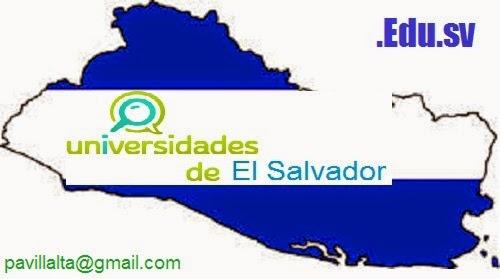 Directorio Universidades Privadas de El Salvador