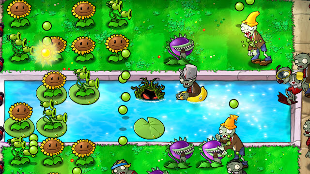 Link Download Game Plants vs Zombies