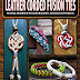 Book Review & Giveaway : Leather Corded Fusion Ties
