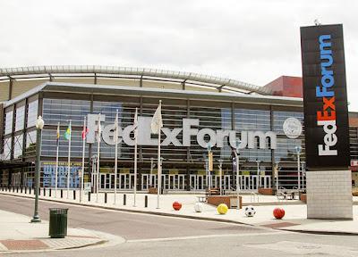 Frdexforum MEMPHIS GRIZZLIES stadium