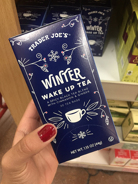 Trader Joe's Winter Wake Up Tea Review | Will Bake for Shoes