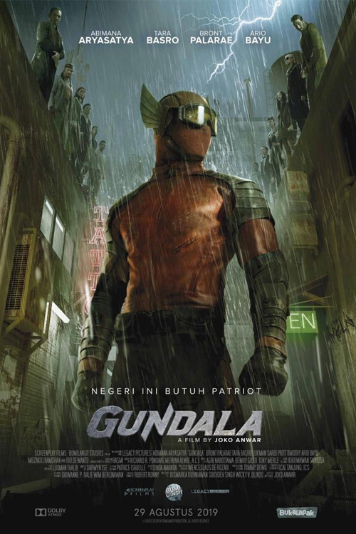 Download Film Gundala (2019) Full Movie Indonesia