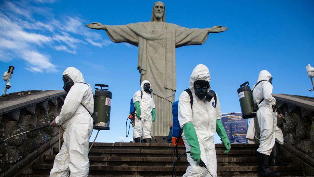 Río de Janeiro anuncia que detectó una nueva variante de coronavirus