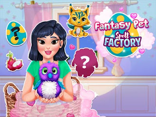 Fantasy Pet Spell Factory