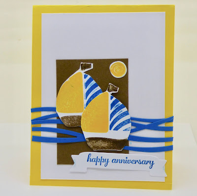 Anniversary card by BayMoonDesign