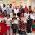 संस्कार भारती, ने श्री बाल कृष्ण- राधा रूप सज्जा प्रतियोगिता के विजेताओं का और डॉ चेतना भारती का सम्मान किया