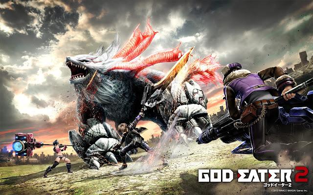 Tải Phim Hoạt Hình 3GP - God Eater - Cuộc chiến của các chiến binh với các vị thần