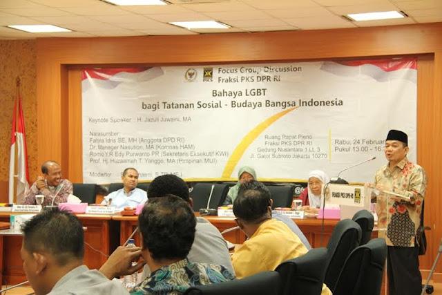 Tidak Hanya Membatasi, RUU Anti-LGBT Harus Juga Atur Rehabilitasi Pelaku