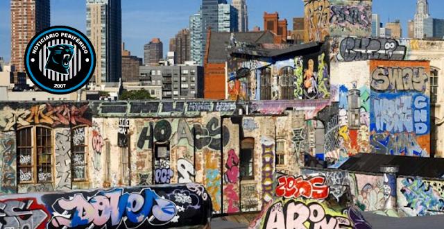 """Grupo policial de Nova York chama Graffiti de """"Um verdadeiro sinal de decadência"""""""
