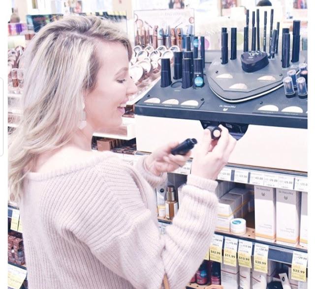 cara mengaplikasikan kosmetik