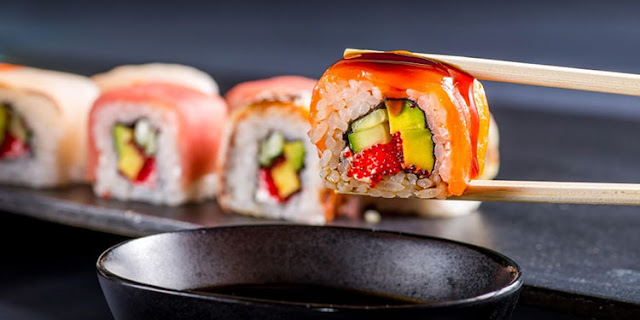 paradise sushi lille centre