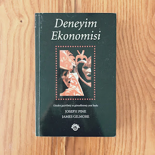 Deneyim ekonomisi (Kitap)