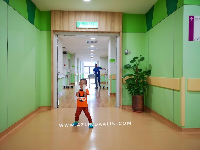 DAIM POSITIVE FLU VIRUS RSV ADMITTED AVISENA WOMEN'S AND CHILDREN'S HOSPITAL