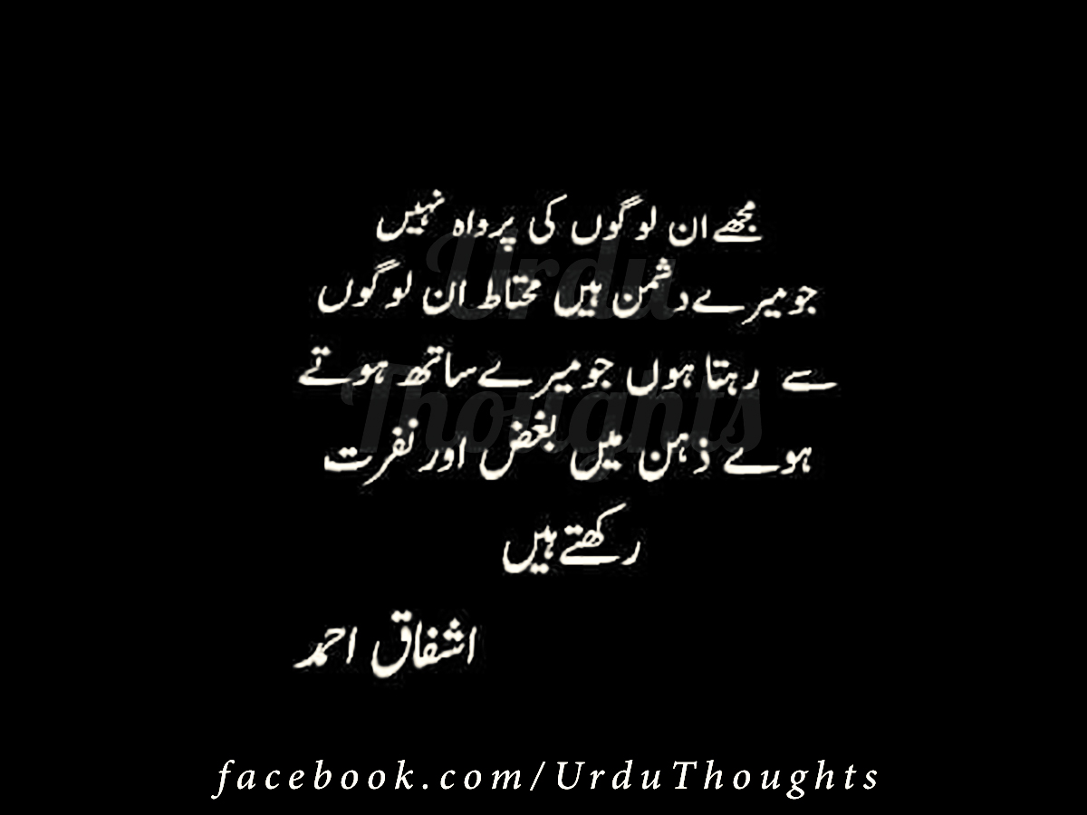 10 Inspirational Pearls of Wisdom - Meaningful Urdu Quote ...