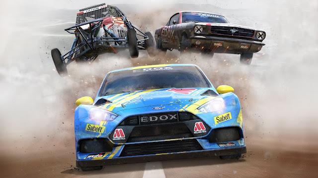 المراجعة الشاملة و تقييم للعبة V-Rally 4