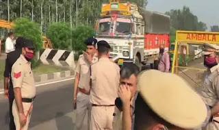 force-on-delhi-border-for-farmer-protest