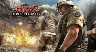 Download Modern Combat 2 Black Pegasus APK DATA All Devices