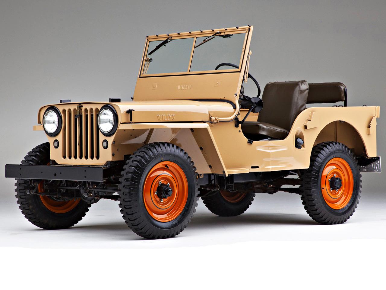 No ano de 2021 a Jeep completou 80 anos de história e veículos marcantes