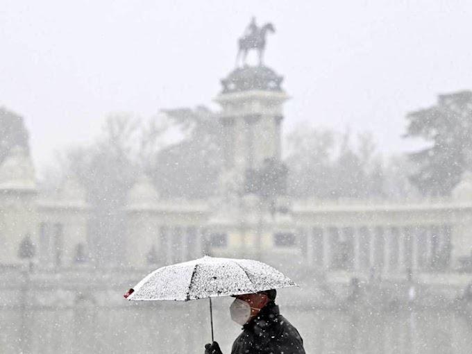 Ισπανία: Πρωτοφανής κακοκαιρία και παγετός - Στους -25 βαθμούς έπεσε η θερμοκρασία