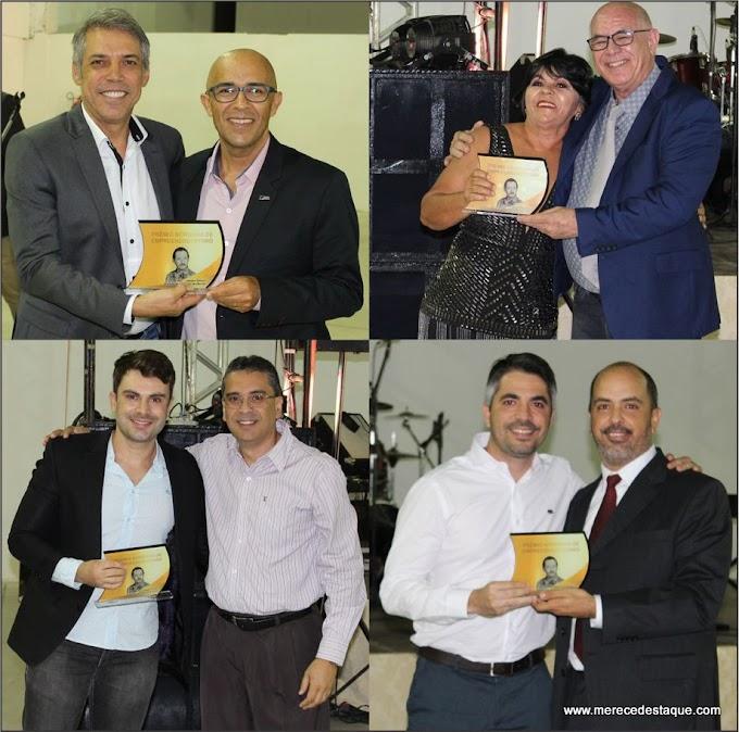 CDL Santa Cruz realiza entrega do Prêmio Noronha de Empreendedorismo
