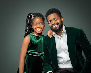 Basket Mouth Celebrates His Daughter On Her Birthday
