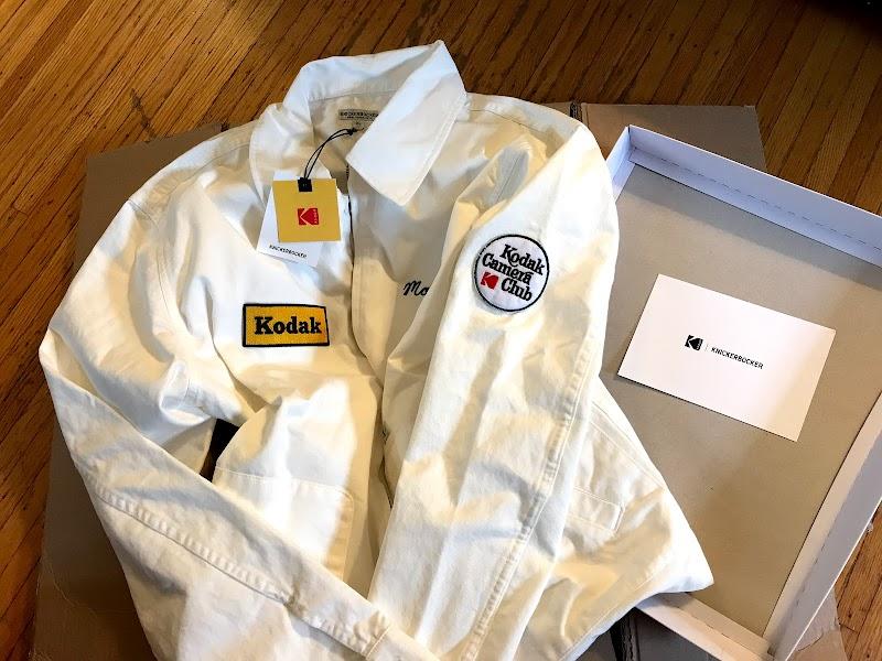 KODAK x KNICKERBOCKER Camera Club Jacket