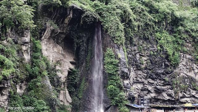 Waterfall at Vishnuprayag