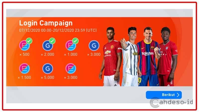 Cara Memperoleh Poin eFootball di PES 2021 Mobile