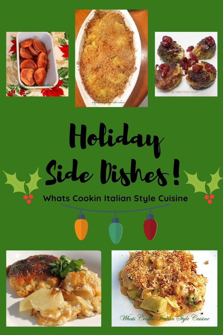 pin for later holiday recipe roundup