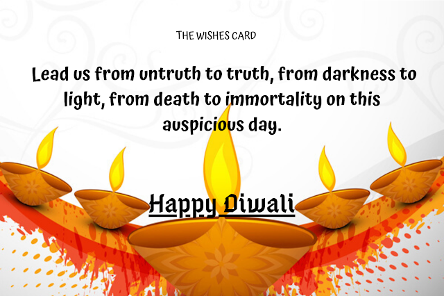 diwali wishes images in english