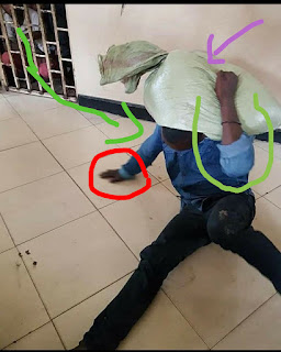 Binduri thief surrender to the police