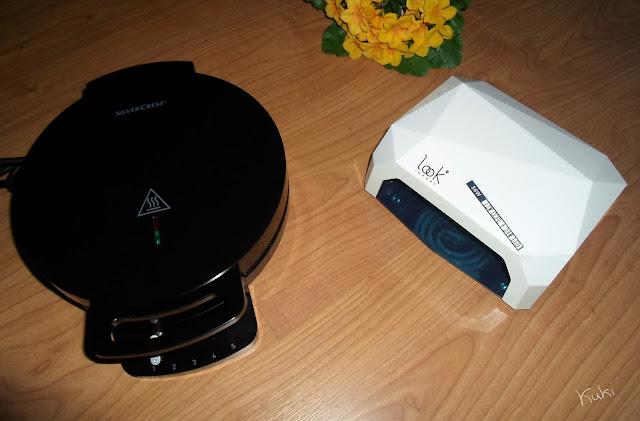 Máquina de Waffle LIDL e catalisador LED LOOKIMPORT, LK LEDPRO 36W