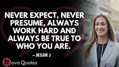 Never Expect Quotes