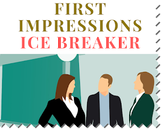 First Impressions when meeting business people