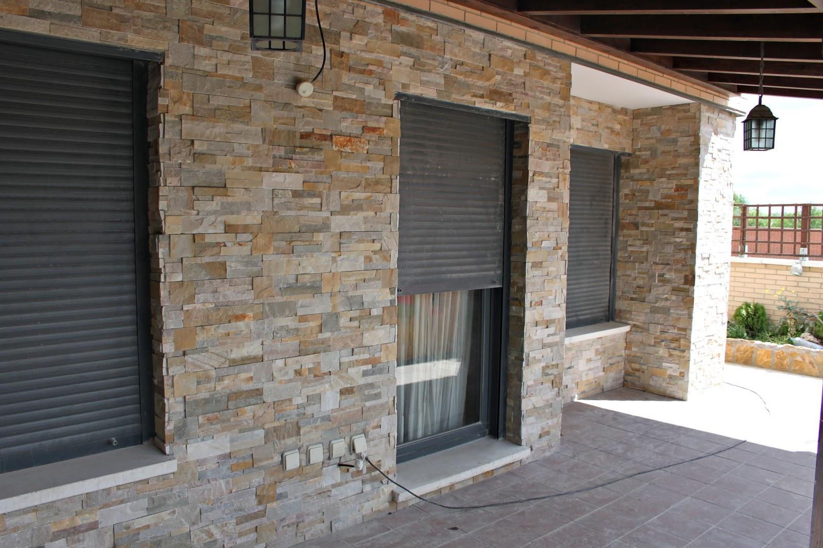 Reformas y pavimentos - Piedra natural para fachadas ...