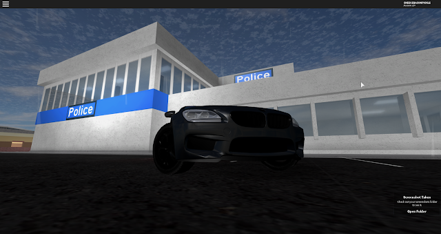 Vehicle Simulator | For Gamers Like Me | Police Cruise