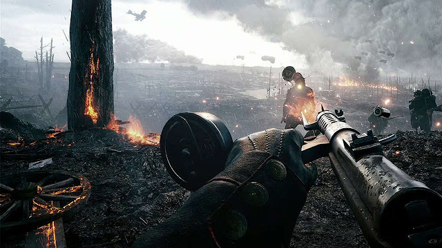 Battlefield 1 Digital Deluxe Edition PC Download Gameplay